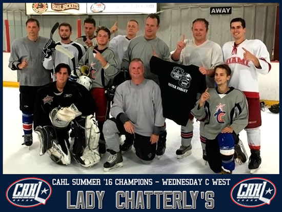 CAHL Wednesday C West Champs