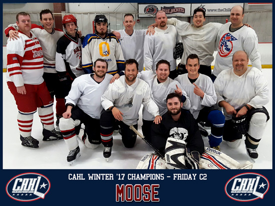 CAHL Friday C2 Champs