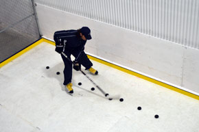 Specialized Hockey Skills Stickhandling