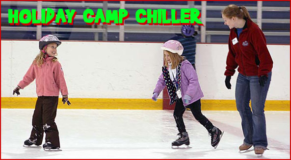 Holiday Camp Chiller - A fun way for your kids to spend holiday break!