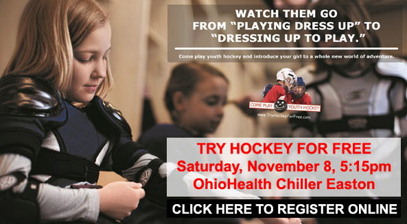 Click here to register for a free hockey clinic
