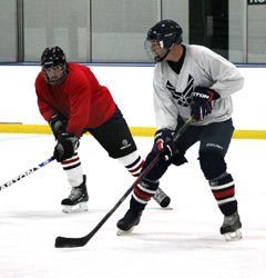 Adult Hockey Clinic