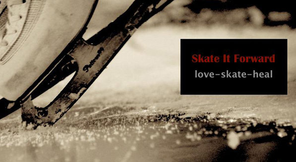 Don't Miss Skate It Forward - Saturday, June 16 - 5pm